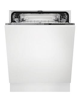 Aeg Fss52615Z Integrated 13Place Dishwasher