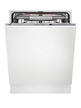 Aeg Fss62800P Comfort Lift 13Place Integrated Dishwasher