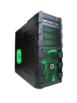 Cyberpower Armada 1060 Amd Fx 8Gb Ram 2Tb Hdd Gaming Pc Desktop Unit With 3Gb Nvidia Geforce Gtx 1060 Graphics