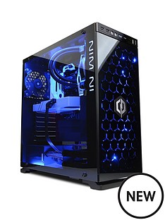 cyberpower-luxe-vr-titanium-intelreg-coretrade-i7k-16gb-ramnbsp1tb-hdd-amp-240gb-ssd-vr-ready-gaming-pc-desktop-with-11gbnbspnvidianbspgeforcenbspgtx-1080ti-graphics