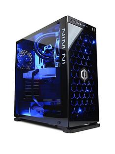cyberpower-luxe-vr-titanium-intelreg-coretrade-i7k-16gb-ramnbsp1tb-hdd-amp-240gb-ssd-vr-ready-gaming-pc-desktop-with-11gbnbspnvidianbspgeforcenbspgtx-1080ti-graphicsnbsp-destiny-2