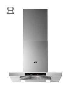 aeg-dkb5660hm-60cm-box-wall-chimney-cooker-hood