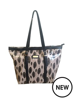 kangol-leaf-print-shopper-bag
