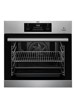 Aeg Bes351010M 60Cm Electric BuiltIn Single Oven