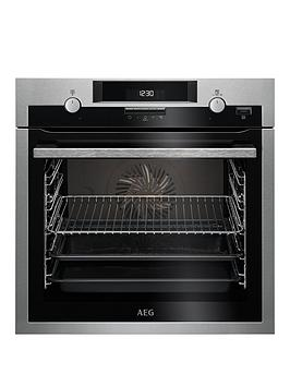 Aeg Bcs551020M 60Cm Electric BuiltIn Single Oven