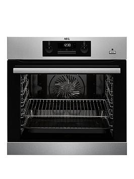 Aeg Bps351020M 60Cm Electric BuiltIn Single Oven