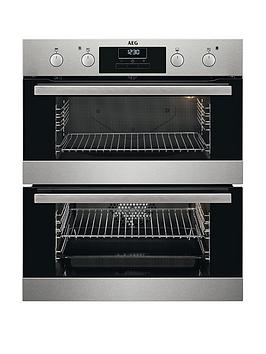 Aeg Dub331110M 60Cm Electric Double Oven