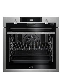 Aeg Bps551020M 60Cm Electric Built In Single Oven
