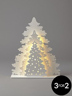lit-tree-scene-room-decoration