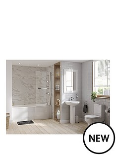 natura-p-shape-rh-bath-suite-inc-shower-amp-taps