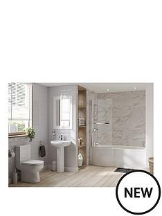 natura-p-shape-lh-bath-suite