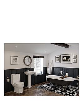 Elegance Bath Suite Black Inc Taps