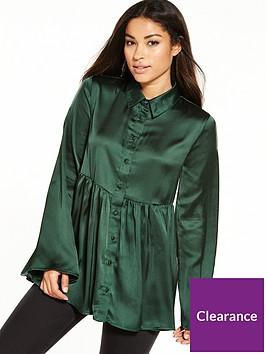 lost-ink-smock-satin-shirt