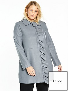 lost-ink-curve-frill-front-coat-light-blue
