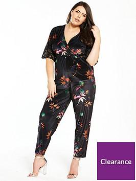 lost-ink-plus-velvet-floral-print-jumpsuit