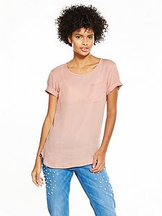 v-by-very-woven-front-t-shirt-blush