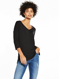 v-by-very-v-neck-oversized-t-shirt