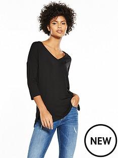 v-by-very-v-neck-oversized-t-shirt