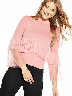 lost-ink-pleated-2-in-1-jumper