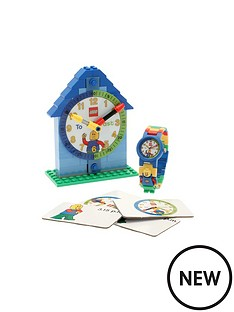lego-time-teacher-mini-figure-watch-activity-cards-and-buildable-clock-set-blue
