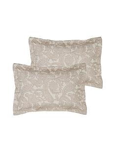 catherine-lansfield-opulent-jacquardnbsppillow-shams-pair