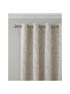 catherine-lansfield-cl-opulent-jacquard-66x72-eyelet-curtians