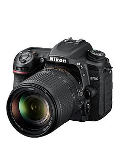 nikon-d7500-18-140mm-vr-kit-save-pound85-with-voucher-code-lxjkp