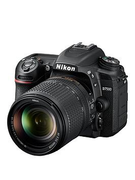 Nikon Nikon D7500 Plus 18-140Mm Vr Kit Picture