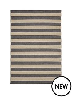 stripednbspflatweave-rug