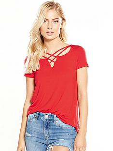 v-by-very-cross-over-front-jersey-t-shirt-red