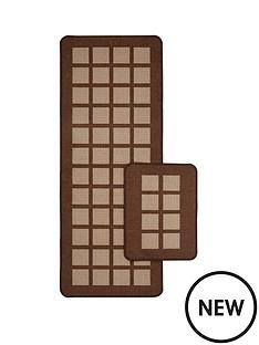 tiles-runner-and-door-mat-set-2-piece