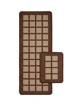 tiles-runner-and-door-mat-set-2-piece