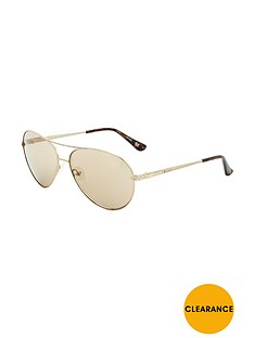 guess-sparkle-brow-bar-aviator-gold-sung