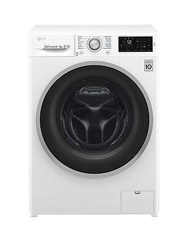 Lg F4J6Tm1W 8Kg5Kg 1400 Spin Washer Dryer