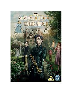 miss-peregrines-home-for-peculiar-children-dvd