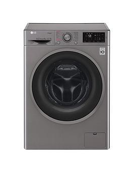 Lg F4J6Ty8S 8Kg 1400 Spin Washing Machine