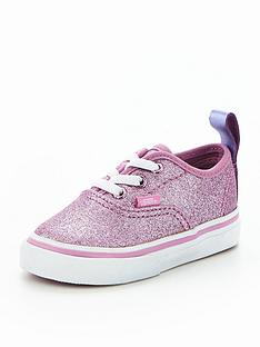 vans-vans-td-authentic-elastic-lace-glittermetallic-infant-trainer