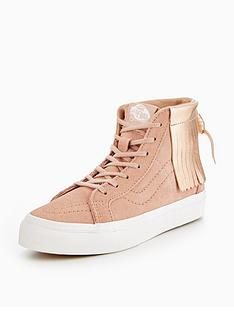 vans-vans-uy-sk8-hi-moc-rose-gold-junior-trainer