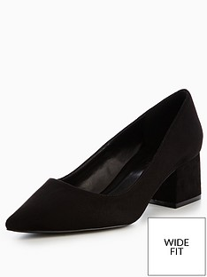 v-by-very-rare-low-block-heeled-shoe-wide-fit-black
