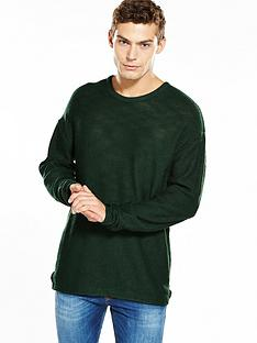 only-sons-only-and-sons-hunter-crew-neck-jumper