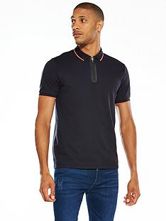 v-by-very-tech-zip-tipped-polo
