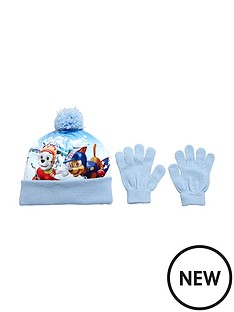 paw-patrol-2-pc-hat-and-glove-set