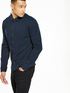 selected-homme-jersey-long-sleeve-shirt