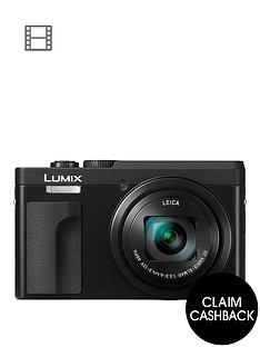 panasonic-dc-tz90eb-k-lumixnbsp203mp-30xnbsptravel-zoom-camera-with-4k-amp-180ordm-tilt-lcdnbsp--blackup-to-pound20-cashback