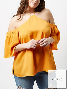 ri-plus-cold-shoulder-top