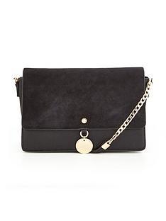 dune-evania-charm-detail-clutch-bag