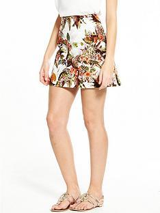 river-island-tropical-mini-skirt