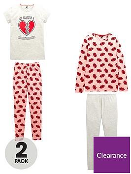 v-by-very-v-by-very-2-pack-lips-amp-heart-print-pyajamas