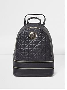 river-island-black-oversized-back-pack