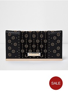 river-island-black-pin-stud-purse
